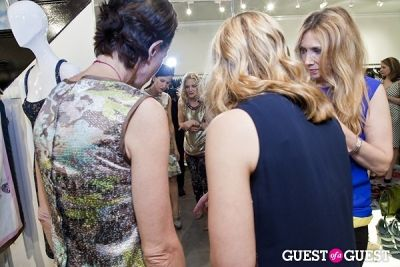 judi longo in The Well Coiffed Closet and Cynthia Rowley Spring Styling Event