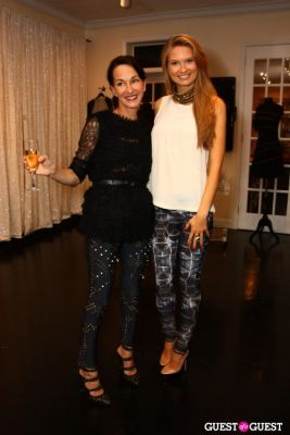 cynthia rowley in Natty Style at Cynthia Rowley Private Shopping Event
