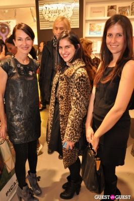 cynthia rowley in Exhibition A Launch