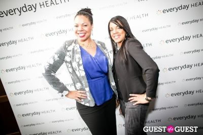 cynthia whiting in Everyday Health IPO Party