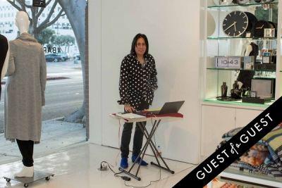 dj apollo-staar in Lisa S. Johnson 108 Rock Star Guitars Artist Reception & Book Signing