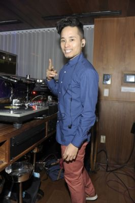 dj baby-yu in CFDA {FASHION INCUBATOR} Showcase and Cocktail Party at W Atlanta - Buckhead