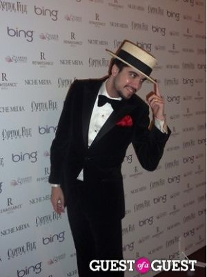 dj cassidy in Capitol File Magazine White House Correspondents Dinner After Party
