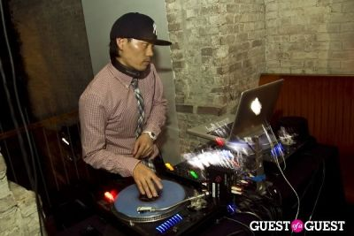 dj cosmic-kaz in Jessica Arb's Birthday Party