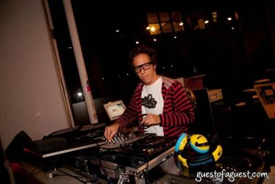 dj didi-gutman in Guernica Magazine 5 Year Bash
