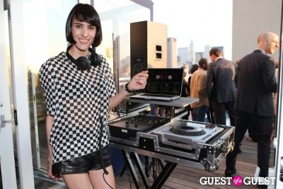 dj elle-dee in Surface magazine Presents Design Dialogues and Issue 100