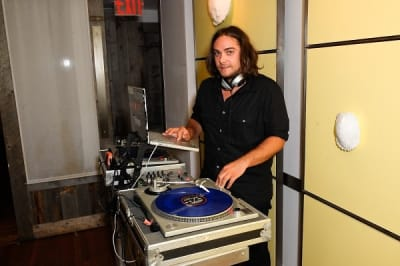dj francesco-civetta in Ceva Nights at Park Ave Summer