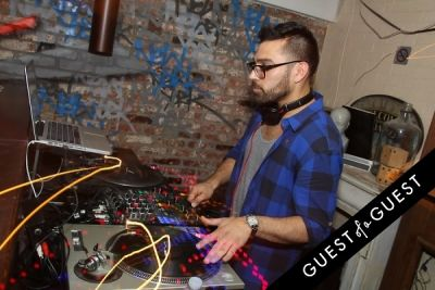 dj gabriel-valverde in BR Guest Celebrates Partnership with Feedie App at Troy Liquor Bar