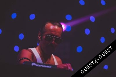 dj harvey in FYF Fest 2014