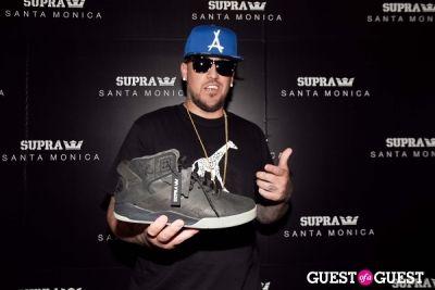 dj ill-will in SUPRA Santa Monica Grand Opening Event
