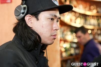 dj jp-solis in 5th Annual Greenhouse Project Benefit