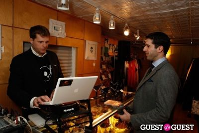 dj jake-bright in Ruff and Cutt's Glittering Conscience Shop