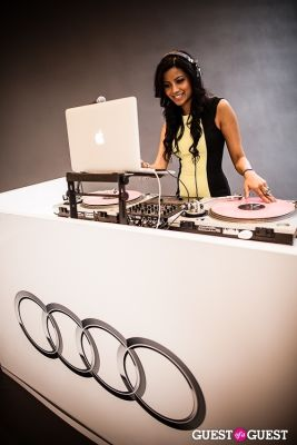 dj kalkutta in Volkswagen & Audi Manhattan Dealership Grand Opening
