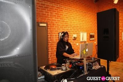 dj kim-anh in 2nd Annual SHFT Pop-Up Gallery & Shop Presented by Sungevity