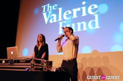 dj lindsay-luv in The Young Associates Of The Valerie Fund Present The 2nd Annual Mardi Gras Junior Board Gala