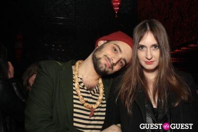 dj louie-xiv in Tommy Saleh, Idolize, Le Beau Present New York New York Celebrating NYFW