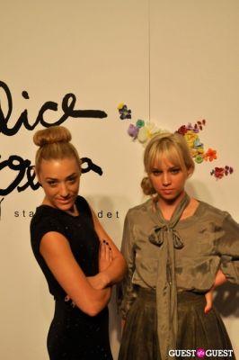 dj mia-moretti in Alice and Olivia