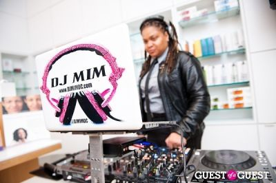 dj mim in Nival Salon Men Spa Event