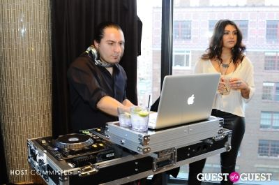 dj nts in Clean Water Benefit For VOSS Foundation