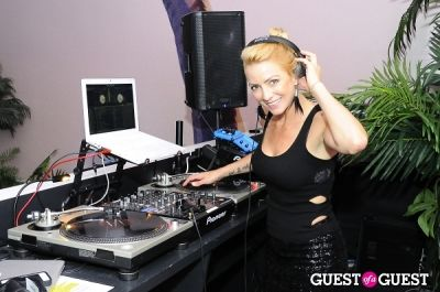 dj nicole-leone in IvyConnect Presents - Destination: St. Barts