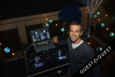 dj omar in Bluesmart Opening Launch Party
