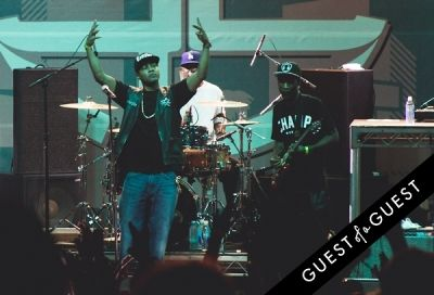dj quik in Sunset Strip Music Festival - Los Angeles, CA