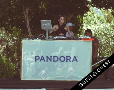 dj sosupersam in Pandora Indio Invasion Un-leashed By T-Mobile Featuring Questlove