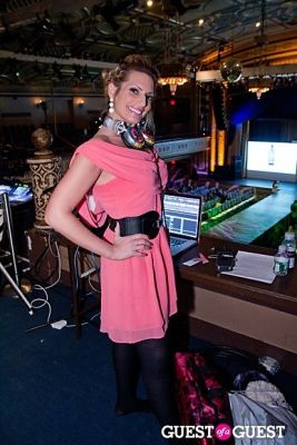 dj stacy-stylez in Fame Rocks Fashion Week 2012 Part 11