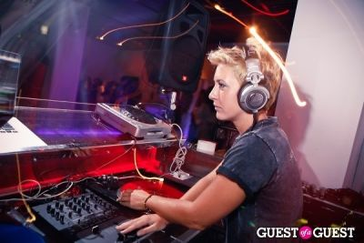 dj whitney-day in BULLDOG Gin presents: FNO Afterparty