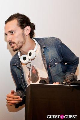 dj mosphere in Wear New York presented by Gojee