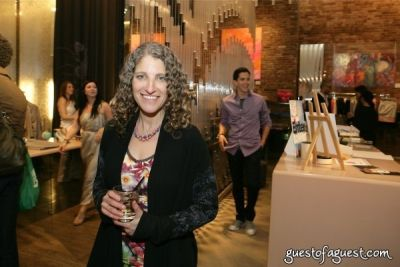 dm weil in DM Weil Art Show & Benefit At Reiss