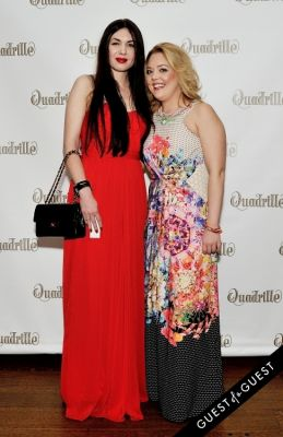 dabielle klinashousky in Quadrille 3rd Annual Spring Soiree