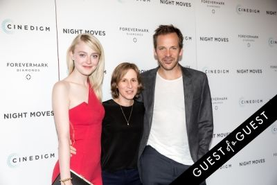 kelly reichardt in Night Moves Premiere
