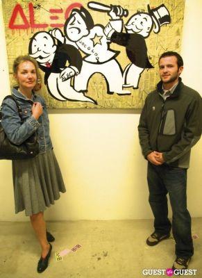 dale in Alec - Monopoly Art Show 2010