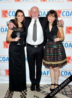 michael laconte in COAF 12th Annual Holiday Gala