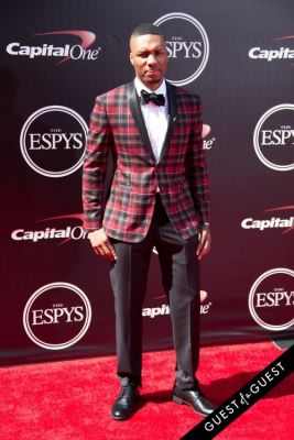 damian lillard in The 2014 ESPYS at the Nokia Theatre L.A. LIVE - Red Carpet