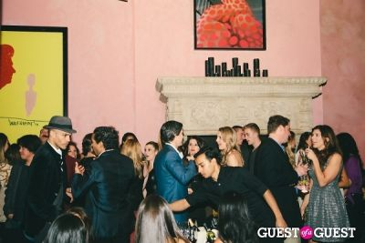 claudio ochoa in Holiday Party Hosted by Jed Weinstein, Gustaf Demarchelier, Claudio Ochoa, Nico Bossi, and Gavan Gravesen