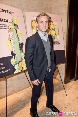 dan abrams in The New York Observer 25th Anniversary