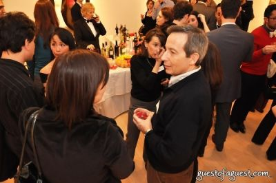 dan arnheim in A Holiday Soirée for Yale Creatives & Innovators