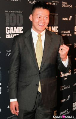 dan choi in 2011 Huffington Post and Game Changers Award Ceremony