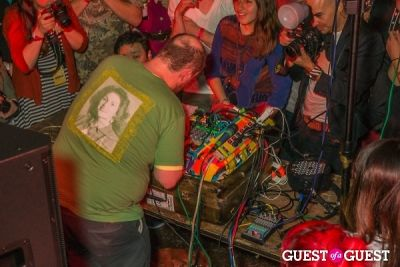 dan deacon in First Fridays @ Natural History Museum with Dan Deacon