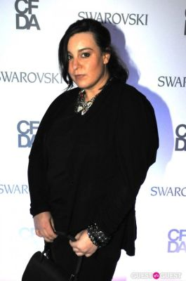 dana lorenz in Swarovski Pre-CDFA Awards Party