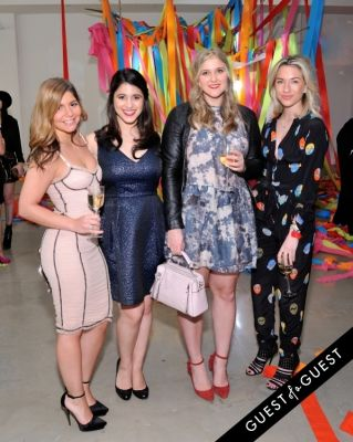 alexa armstrong in Public Art Fund 2015 Spring Benefit After Party