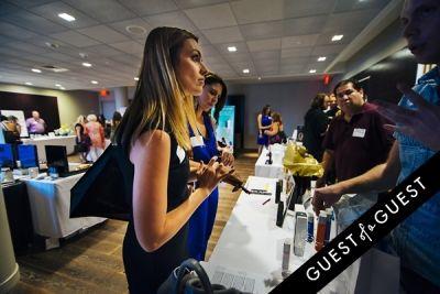 dana ward in beautypress Spotlight Day Press Event LA