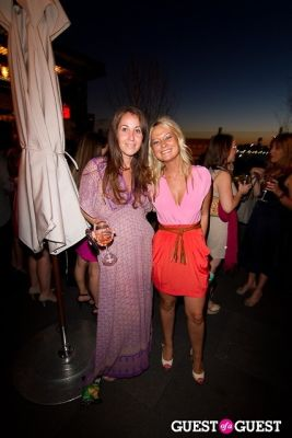 brigid touey in Hamptons Magazine Celebrates Heidi Klum's July 4th Issue Presented by New Balance
