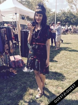 dani dow in The 10th Annual Jazz Age Lawn Party