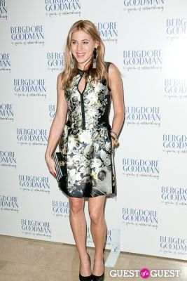 dani stahl in Bergdorf Goodman celebrates it's 111th Anniversary at the Plaza