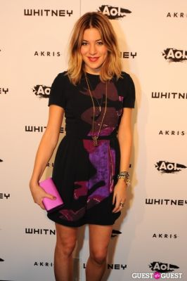 dani stahl in Whitney Studio Party 2010