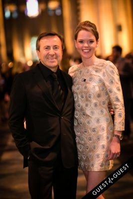daniel boulud in Creative Time 2015 Spring Benefit