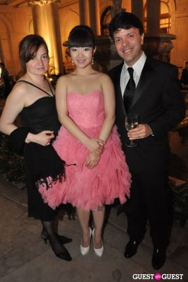 daniel colon in Frick Collection Spring Party for Fellows